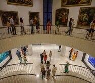 El Museo de Arte de Ponce fue incluido por el Instituto de Museos y Servicios Bibliotecarios (IMLS) entre las instituciones finalistas para recibir la Medalla Nacional para Museos y Bibliotecas del 2021.
