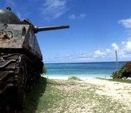 La Marina de Guerra de los Estados Unidos realizó prácticas militares con bala viva en Vieques durante 60 años. (GFR Media)