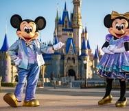 "Mickey Mouse y Minnie Mouse serán los anfitriones de ""The World's Most Magical Celebration""  en Walt Disney World."