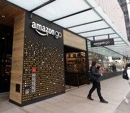 Amazon lanza tecnología para pagar con la palma de la mano