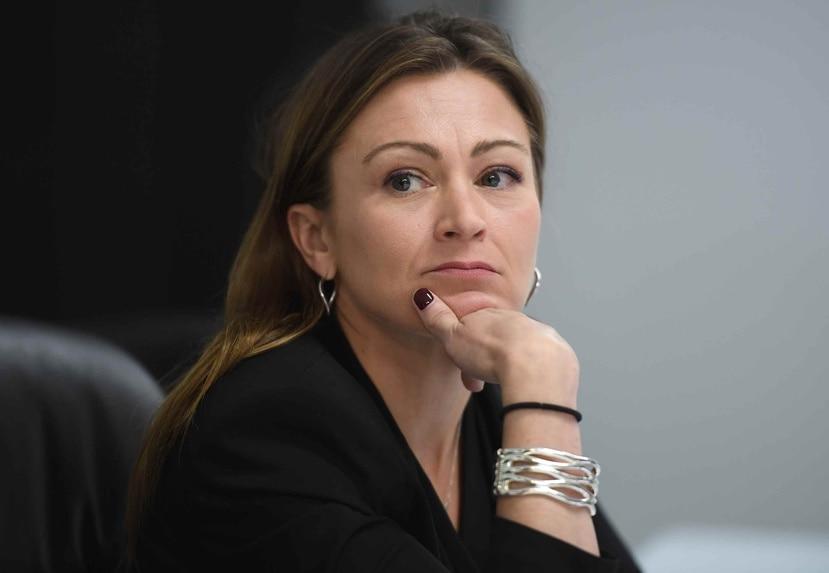 Las cuentas de banco de la exsecretaria de Educación Julia Keleher están bajo el foco de los federales. (GFR Media)