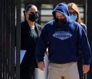 """En su cuenta de Facebook, Sixto George denunció que las autoridades """"fabrican"""" su caso e indicó que pedirá que su juicio sea televisado."""