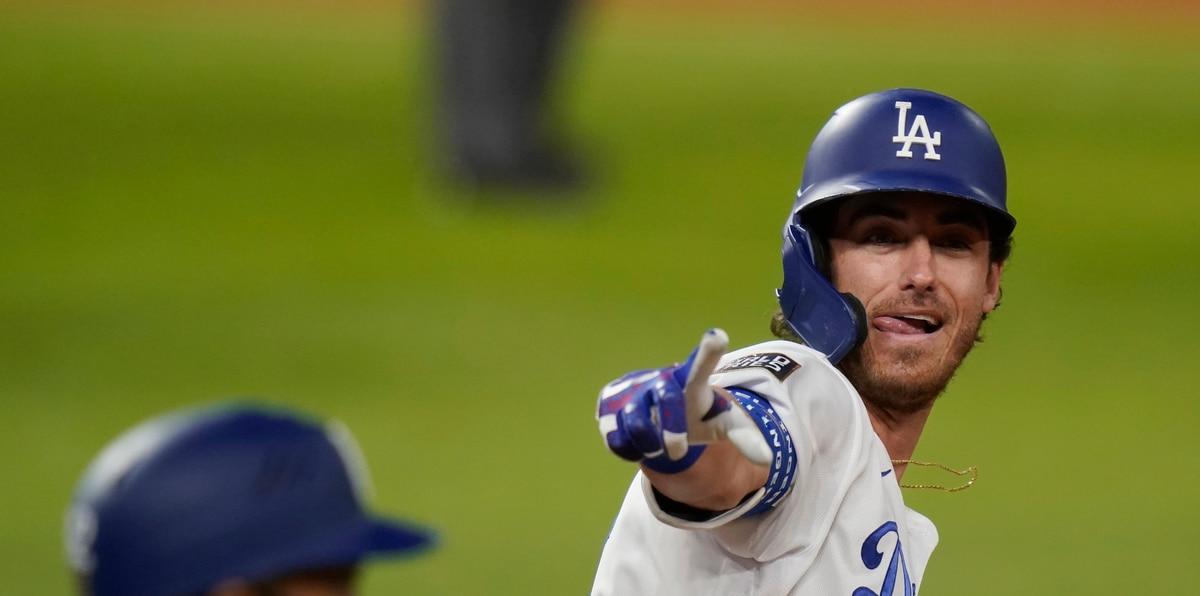 En imágenes: Dodgers dominan el primer juego de la Serie Mundial
