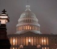 El Capitolio estadounidense.