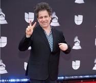 El vocalista Andrés Calamaro. (AP)