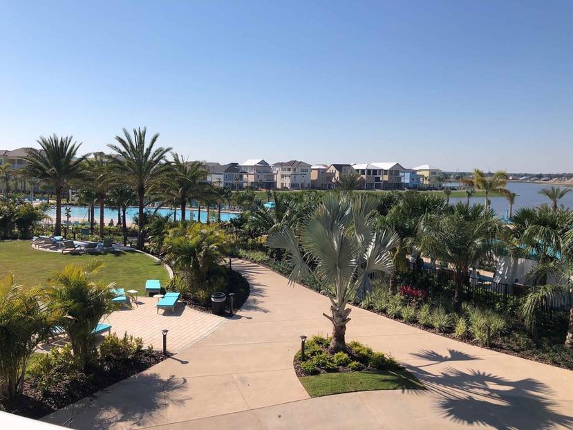 Las casas vacacionales y el hotel son dos componentes del resort. (Gregorio Mayí / Especial para GFR Media)