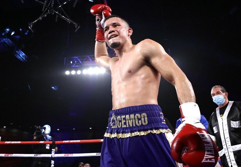 El púgil Orlando González reaccionó molesto al ver que están relacionando directamente el boxeo con la violencia de género en el país.