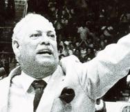 Manuel Rivera Morales narró cinco Juegos Olímpicos entre 1960 y 1976.