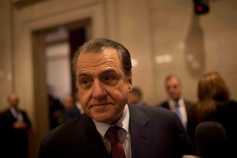 Hernández Colón no descarta comunicarse con el Departamento de Justicia federal para dejarle saber su sentir. (Archivo / GFR Media)