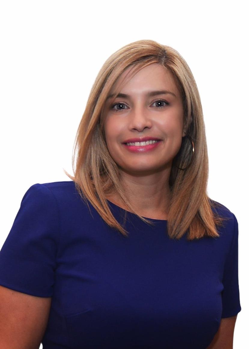 Liza García Vélez fungió como presidenta de la Comisión Estatal de Elecciones bajo la administración de Ricardo Rosselló.
