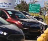 La escasez de autos nuevos también ha provocado un aumento de 32% en el precio de venta de los autos usados en Puerto Rico.