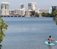 Buscan armonizar diversos usos en la laguna del Condado