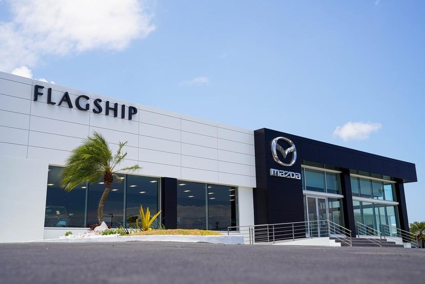 El nuevo concesionario Flagship Mazda empleará a unas 25 personas de forma directa y 75 indirectas.