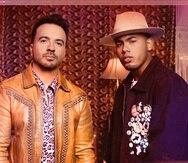 Luis Fonsi y Myke Towers se conocieron en los premios Latin American Music Awards al coincidir en un elevador.