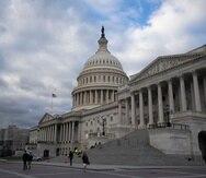 Capitolio de los Estados Unidos.