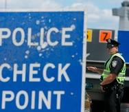 Arrestan a un hombre que voló a Estados Unidos con una lata de tomate llena de cocaína