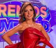 Fotografía de archivo de la cantante mexicana Gloria Trevi, investigada ahora en su país por fraude fiscal y lavado de dinero.