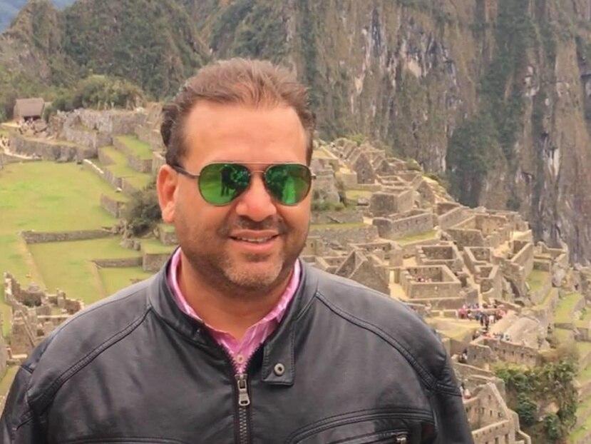 El productor Sixto George organizó la entrevista y todos los protocolos necesarios para lograr la exclusiva con el gobernador Ricardo Rosselló. (GFR Media)