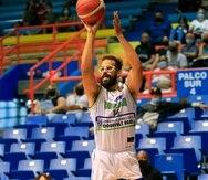 Gilberto Clavell es el segundo mejor anotador de los Cariduros de Fajardo. En 25 partidos, promedió 15.7 puntos por encuentro.