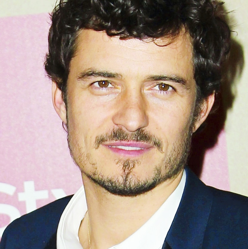 El actor Orlando Bloom