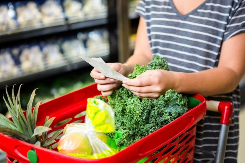 Cuando se organizan las comidas, se  ahorra dinero y se promueve la salud.