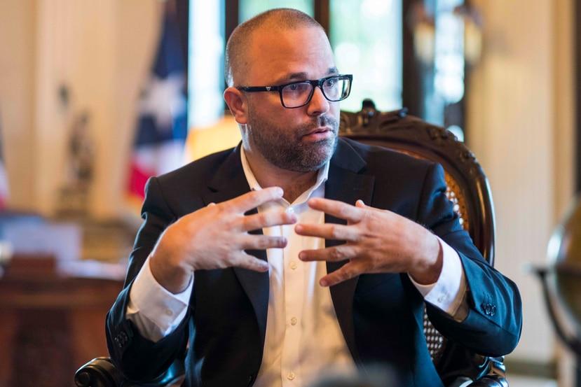 En la foto, el secretario de Desarrollo Económico y Comercio (DDEC), Manuel Laboy. (GFR Media)