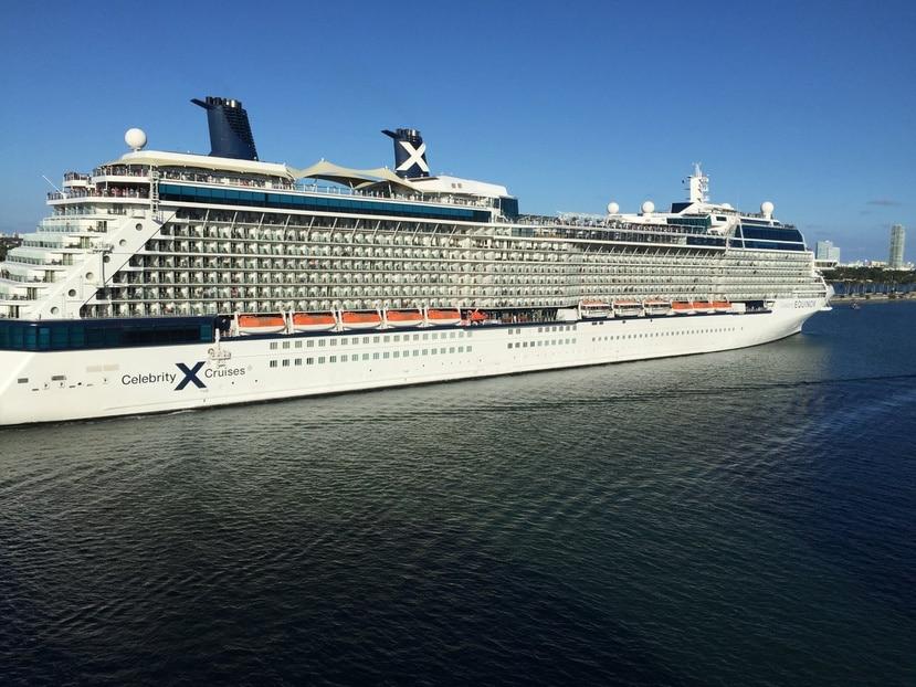 """El paquete """"siempre incluido"""" de Celebrity Cruises estará disponible para todas las nuevas reservaciones desde el 17 de noviembre, excepto la de viajes por las Islas Galápagos. (Gregorio Mayí)"""