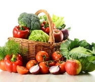 Investigaciones señalan que las frutas y las verduras orgánicas podrían tener desde un 10 hasta un 50 % más de antioxidantes. (Shutterstock.com)
