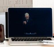 Tim Cook, líder de Apple.(Shutterstock)
