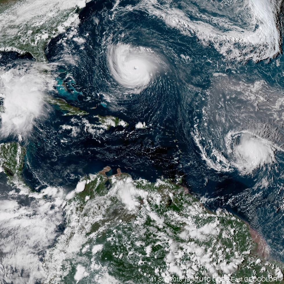 """La Universidad de Colorado pronostica una temporada de huracanes """"por encima de lo normal"""" para este 2021"""