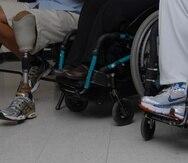En los juegos paralímpicos compiten atletas con todo tipo de discapacidades físicas, mentales y sensoriales, como amputaciones, ceguera y parálisis cerebral. (GFR Media)
