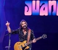 El cantante, compositor y músico colombiano Juanes dijo estar emocionado de poder presenciar lo que catalogó como uno de los logros más grandes de la humanidad.