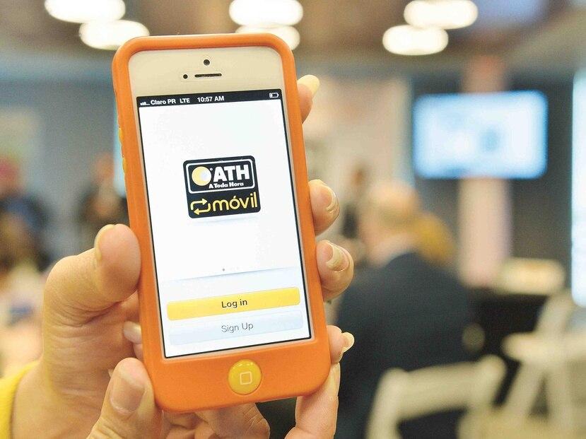 ATH Móvil anunció que cobrará un cargo a las instituciones participantes de la red. (GFR Media)