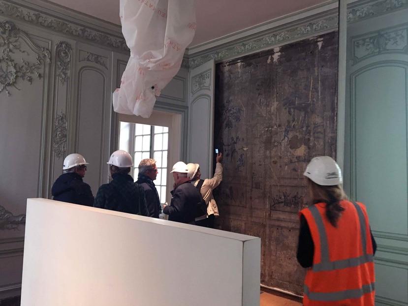 """El lema del arquitecto encargado de la reforma del Museo Carnavalet, François Chatillon, ha sido """"cambiar todo sin cambiar nada"""", enfocado en aspectos de accesos al público  y climatización. (EFE)"""