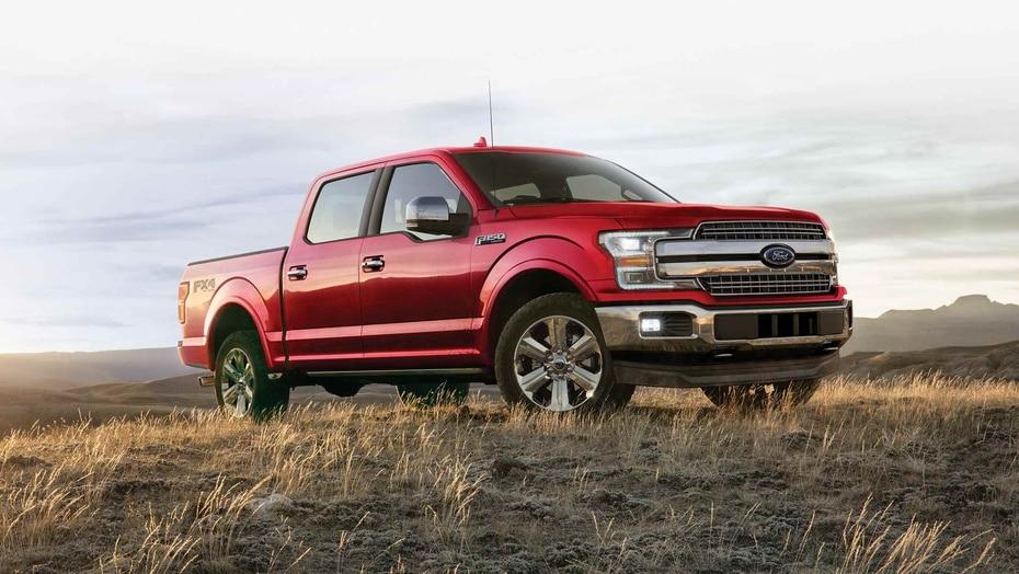 Ford F-Series   Comenzando en los casi $30,000, la F-series de Ford es la serie de pickups más vendidas este año. (Suministrada)