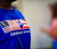 """Guaynabo, Puerto Rico, Mayo 16, 2021 - MCD - FOTOS para ilustrar una historia sobre la  elecci—n especial de cabilderos por la estadidad. EN LA FOTO una vista del proceso de votaci—n en la Escuela urbana en Guaynabo .FOTO POR:  tonito.zayas@gfrmedia.comRamon """"Tonito"""" Zayas / GFR Media"""