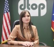 Eileen Vélez Vega, nominada a la secretaría del DTOP.