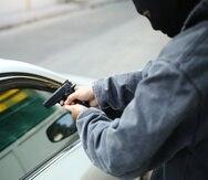 Posteriormente se informó que el vehículo fue recuperado en la calle 677 de la Comunidad Silverio Mojica en Dorado.