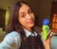 """Alanis Sophia, la boricua del micrófono de juguete que cautivó al jurado de """"American Idol"""""""
