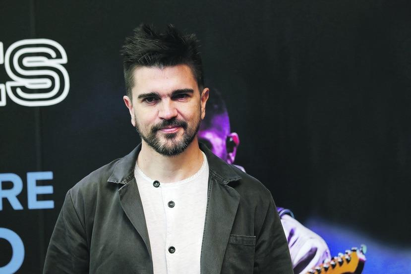 Juanes enfatizó que la nueva versión suena muy alegre por el ritmo.