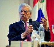 Mario Vargas Llosa. (Archivo)