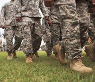 Soldado boricua en Oriente Medio