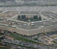 En la foto el edificio del Pentágono de Estados Unidos. (Archivo)