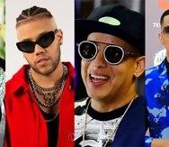 Los cantantes Tito El Bambino, Jhay Cortez, Daddy Yankee y Brytiago son algunos de los artistas urbanos que estrenaron temas.