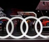 En la planta de Audi en Györ, Hungría, trabajan casi 13,000 personas. (EFE)