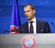 El presidente de la UEFA, Aleksander Ceferin, ya ha dicho que Europa podría boicotear la Copa Mundial si se aprueba la idea de celebrarla cada dos años.