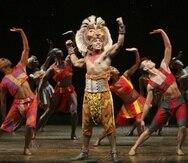 The Lion King se presenta en Broadway, en el Teatro Minskoff (200 Oeste de la calle 45). (Suministrada)