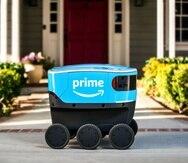 Estos vehículos tienen seis ruedas y el tamaño de un perro. (Amazon)