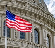 Cúpula del Capitolio de Estados Unidos en Washington, D. C.