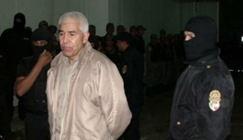 Rafael Caro Quintero quedó en libertad en 2013 por inconsistencias en el proceso. (EFE)